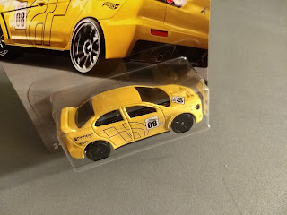 Hot Wheels Gran Turismo Mitsubishi 2008 Lancer Evolution