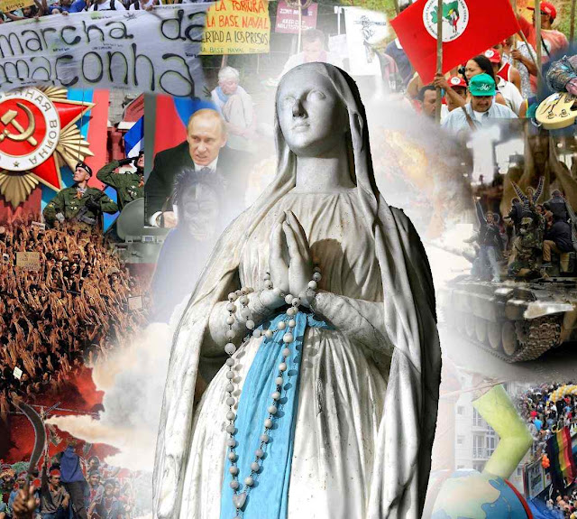 Lourdes vence todas as blasfêmias e sacrilégios