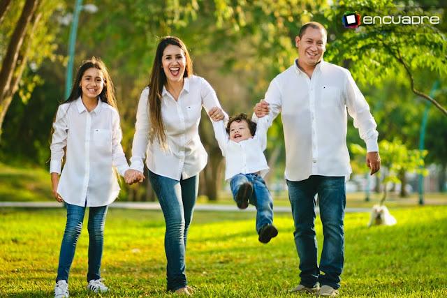 sesion familia parque de la felicidad