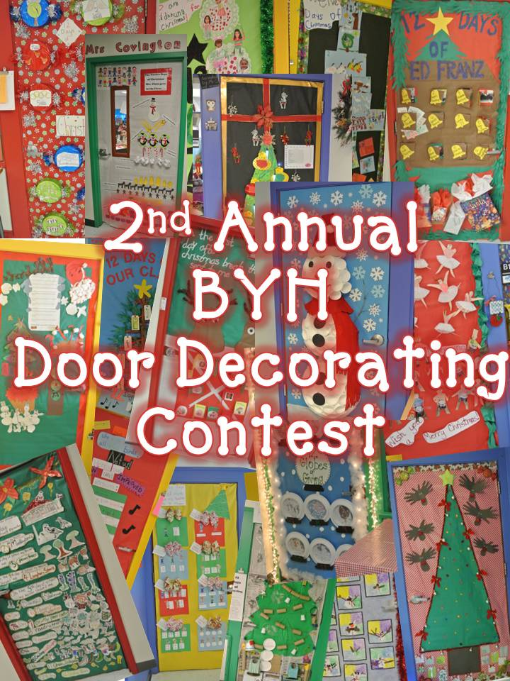 Bless Your Heart Giftique: 2nd annual door decorating contest