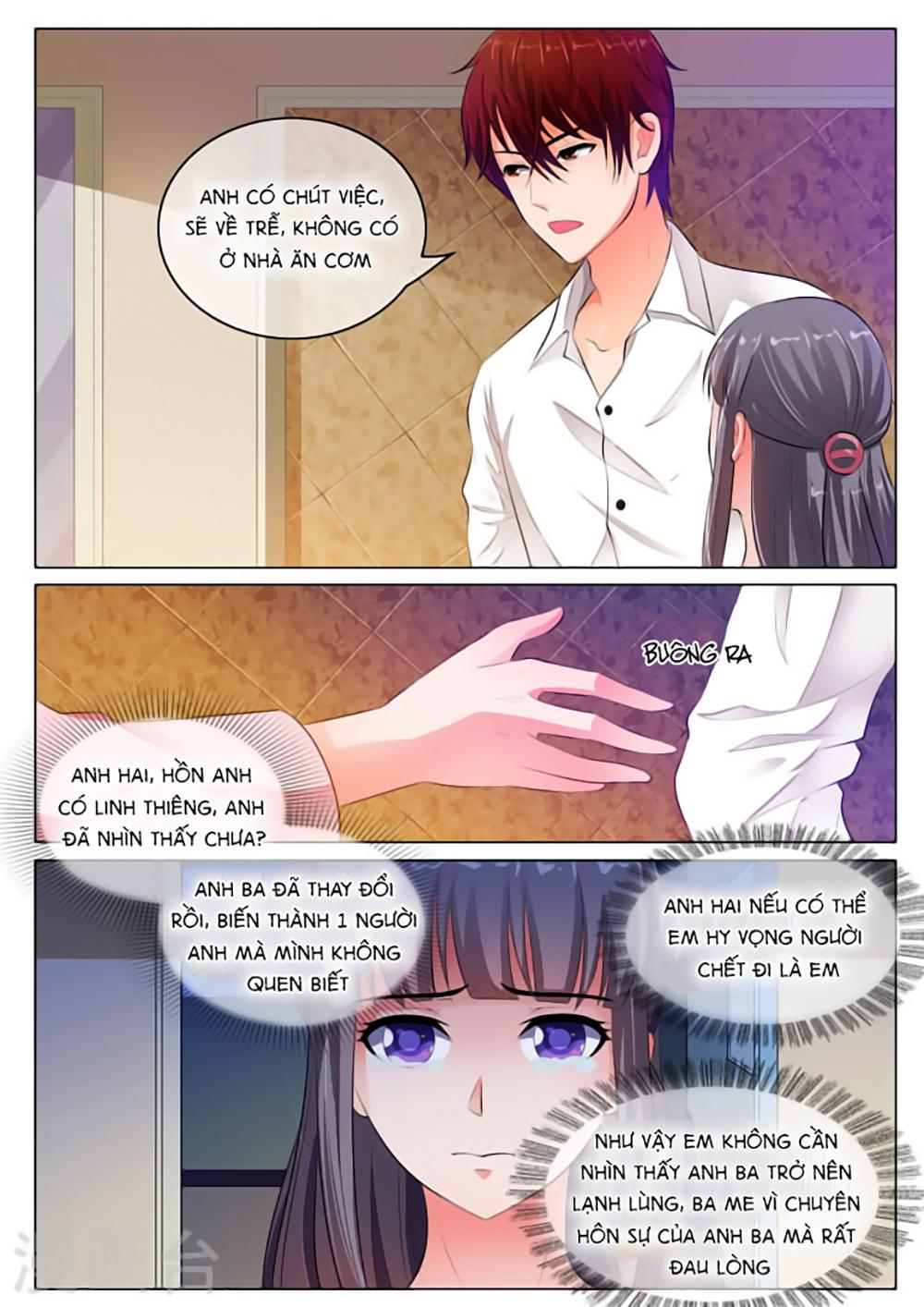 Băng Sơn Thủ Tế – Chap 33