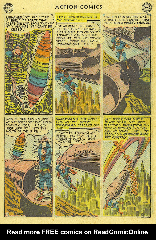 Action Comics (1938) 162 Page 7