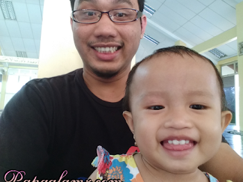 Selfie Anak Bapak
