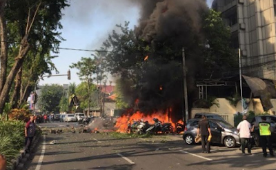 Tragedi Bom Surabaya: Jaringan '98 Serukan Persatuan Bela Rakyat