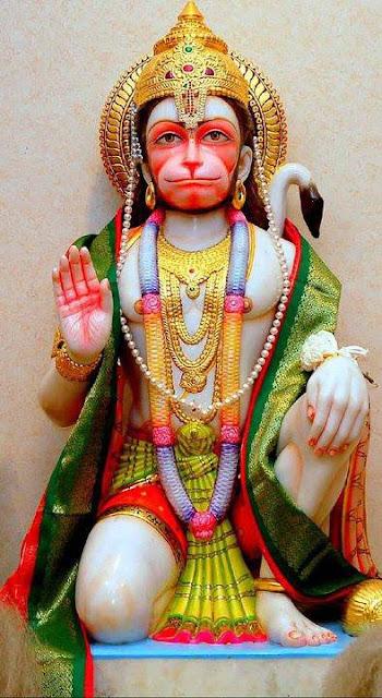 bhagwan ji help me  shree white bajrangbali hanuman