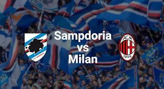 Сампдория – Милан смотреть онлайн бесплатно 30 марта 2019 прямая трансляция в 22:30 МСК.