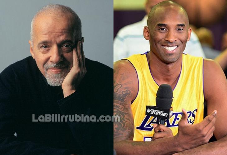 Paulo Coelho Kobe Bryant