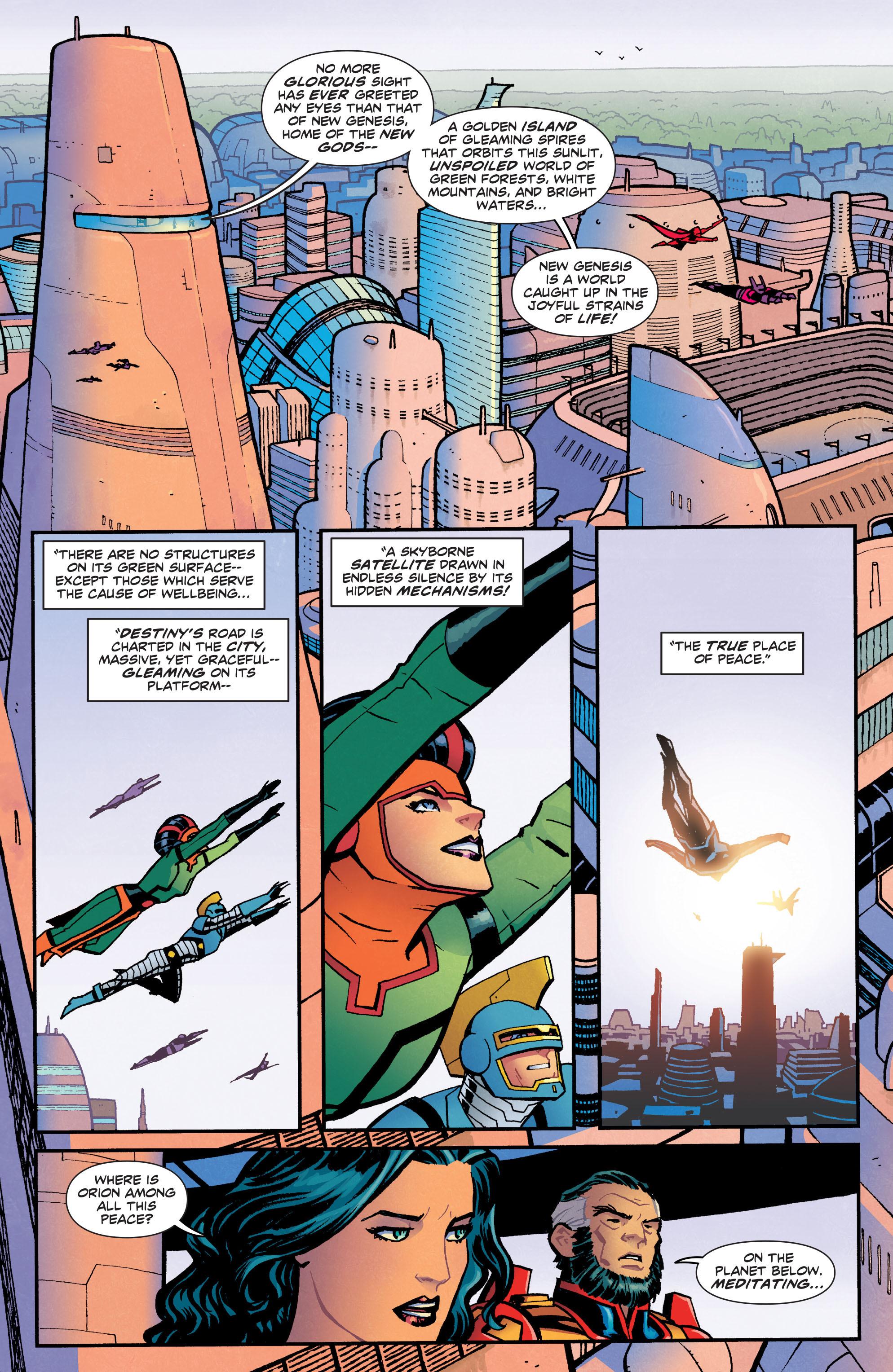 Read online Wonder Woman (2011) comic -  Issue #22 - 7