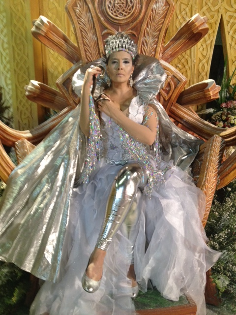 Bing Loyzaga Returns As The Ice Queen In Enchanted Garden Lionheartv