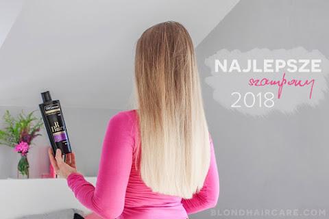 Moje cztery ulubione szampony | Lato 2018 - czytaj dalej »