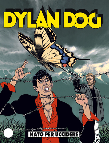 Dylan Dog (1986) 158 Page 1