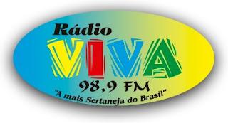 Rádio Viva FM 98.9 de Cambuí MG