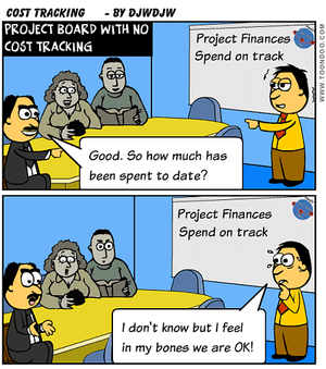 Project Cost Tracking