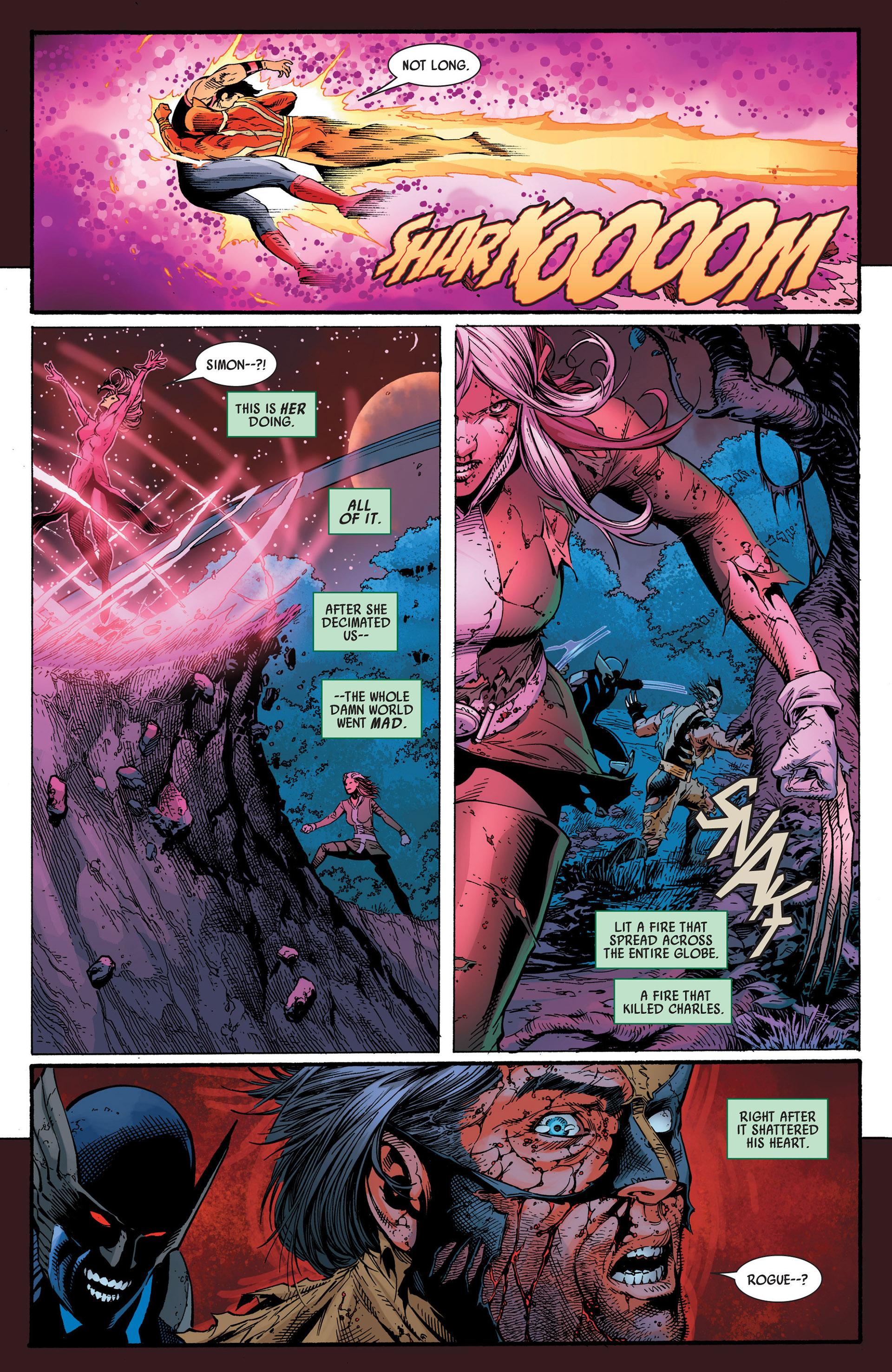 Read online Uncanny Avengers (2012) comic -  Issue #14 - 13