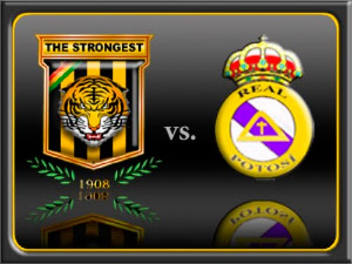En vivo The Strongest vs. Real Potosí