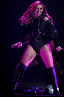 Little Mix, Ariana Grande's Dangerous Woman tour in Chicago