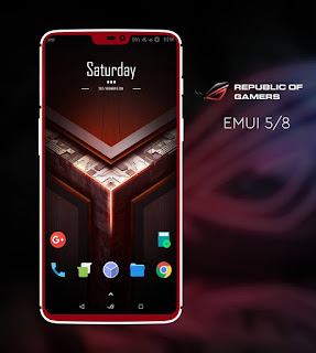 One Plus 6 Avengers Infinity War Mixed Edition Theme for EMUI 5/8