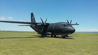 Resultado de imagen para Fuerzas Armadas evalúan un avión italiano para reforzar su capacidad de transporte