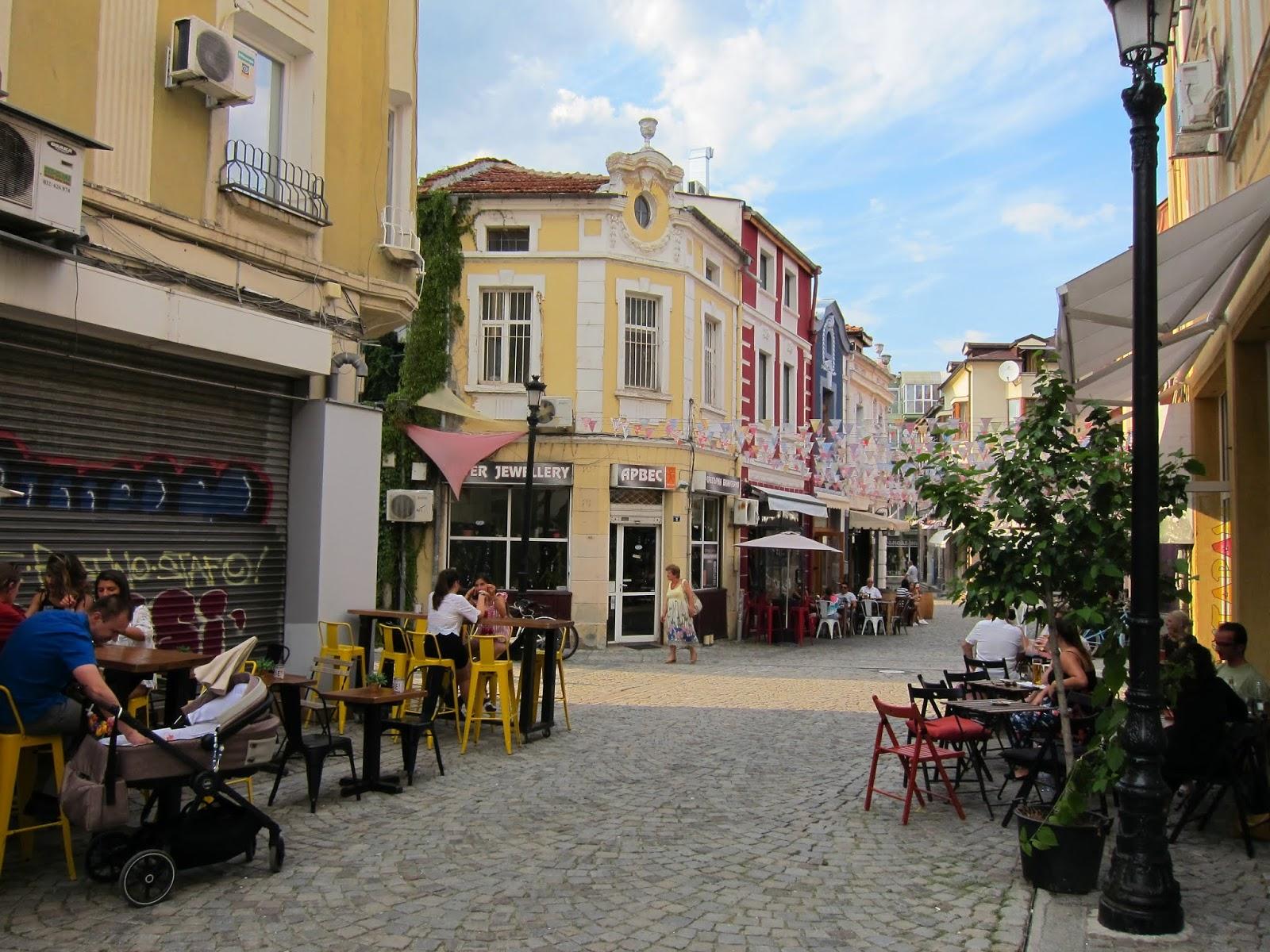 voyage hors des sentiers battus plovdiv bulgarie