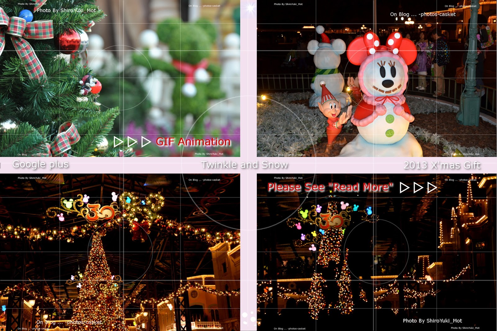 Animations TDR X'mas NoSong