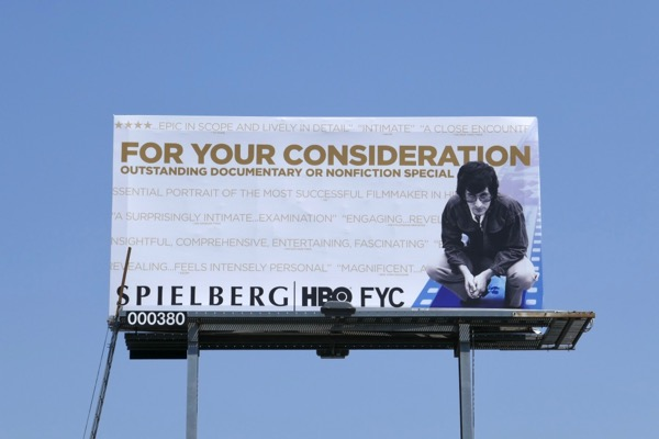 Spielberg 2018 Emmy nominee billboard