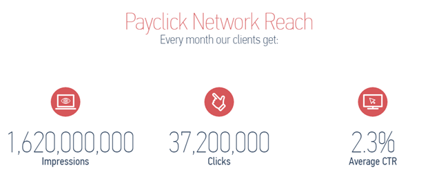 Review Payclick, Jaringan Iklan Yang Ramah Sebagai Alternatif Adsense Ditahun 2017