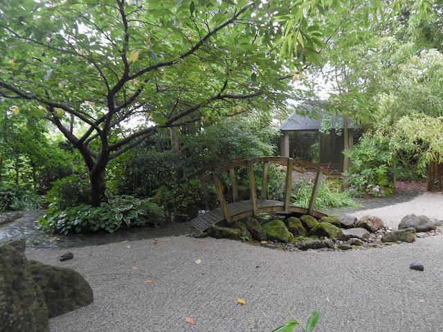 Japanese Garden, ogród japoński
