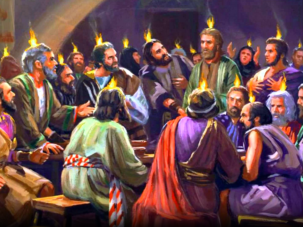 pentecost - photo #17
