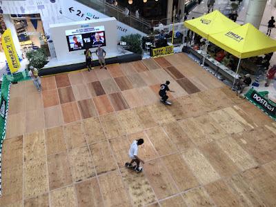 King Of Freestyle skateboard (キングオブフリースタイルスケードボード)