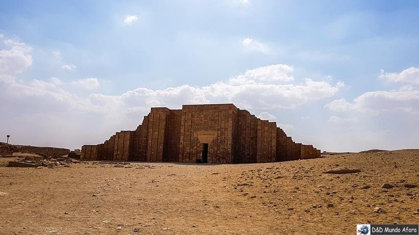 Necrópole de Saqqara, Egito