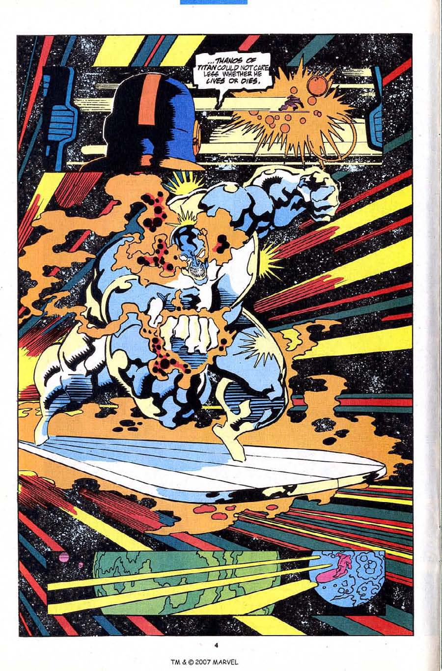 Read online Silver Surfer (1987) comic -  Issue #84 - 6