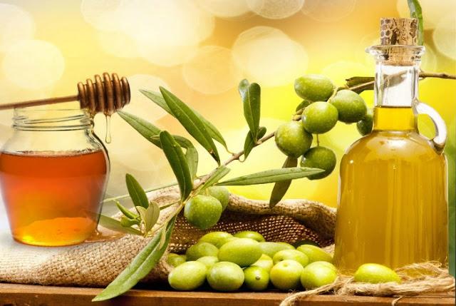 Manfaat Zaitun Hydroxytyrosol Antioksidan Mediterania