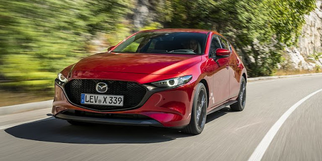 Mazda's first electric vehicle will arrive in October