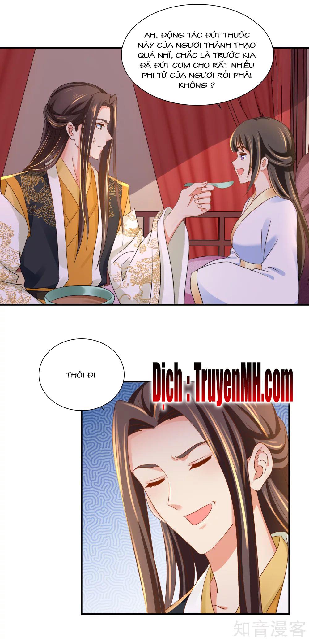 Lãnh Cung Phế Hậu Muốn Nghịch Thiên Chap 134