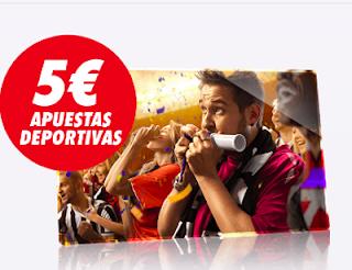 Circus Bono 5€ gratis sin deposito + 110€ bono bienvenida