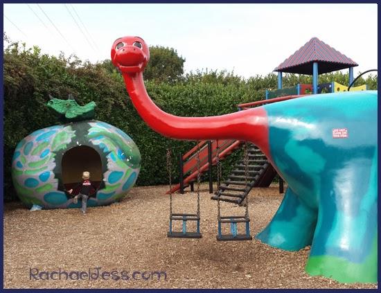Paradise Park Play Zone