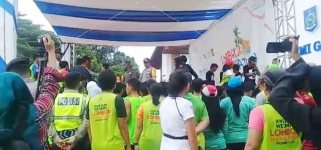 <b>Tagih Medali, Sebagian Peserta Lombok Marathon Lancarkan Aksi Protes</b>