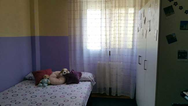 piso en venta calle columbretes castellon dormitorio1