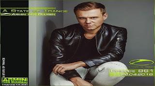 Armin Van Buuren - A State Of Trance 861 @ Radio DJ ONE