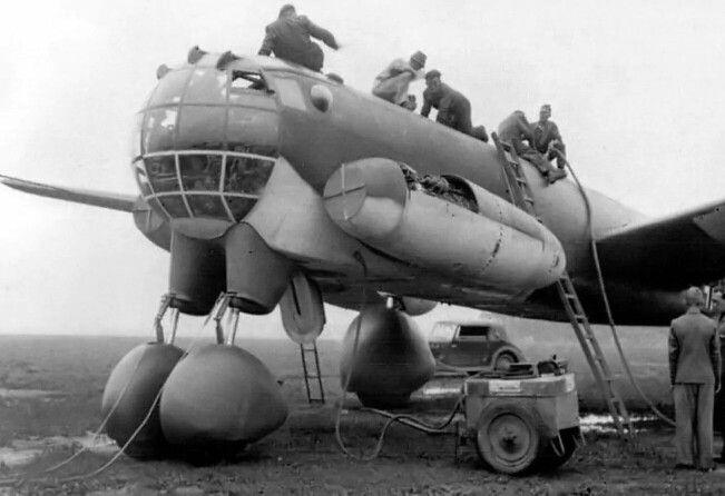 Junkers Ju 287 worldwartwo.filminspector.com