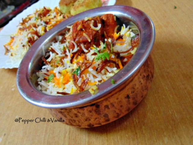 chicken tikka biryani pakistani recipe