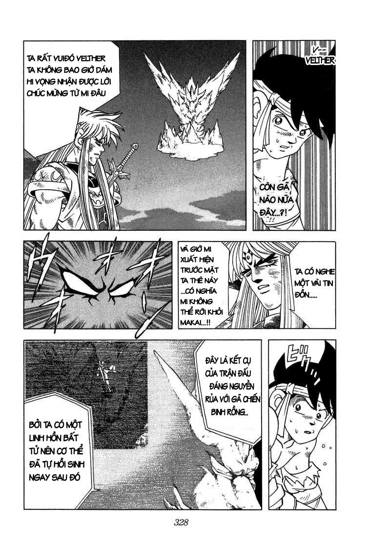 Dấu ấn rồng thiêng chap 333 trang 8