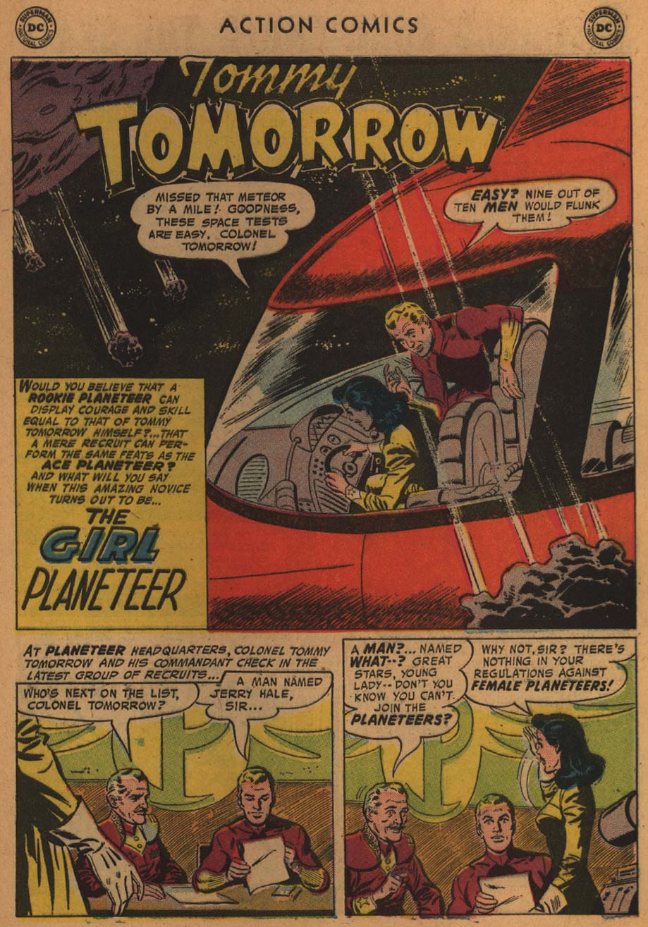 Read online Action Comics (1938) comic -  Issue #227 - 27