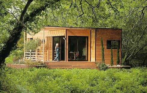 Casas Ecolgicas y Prefabricadas