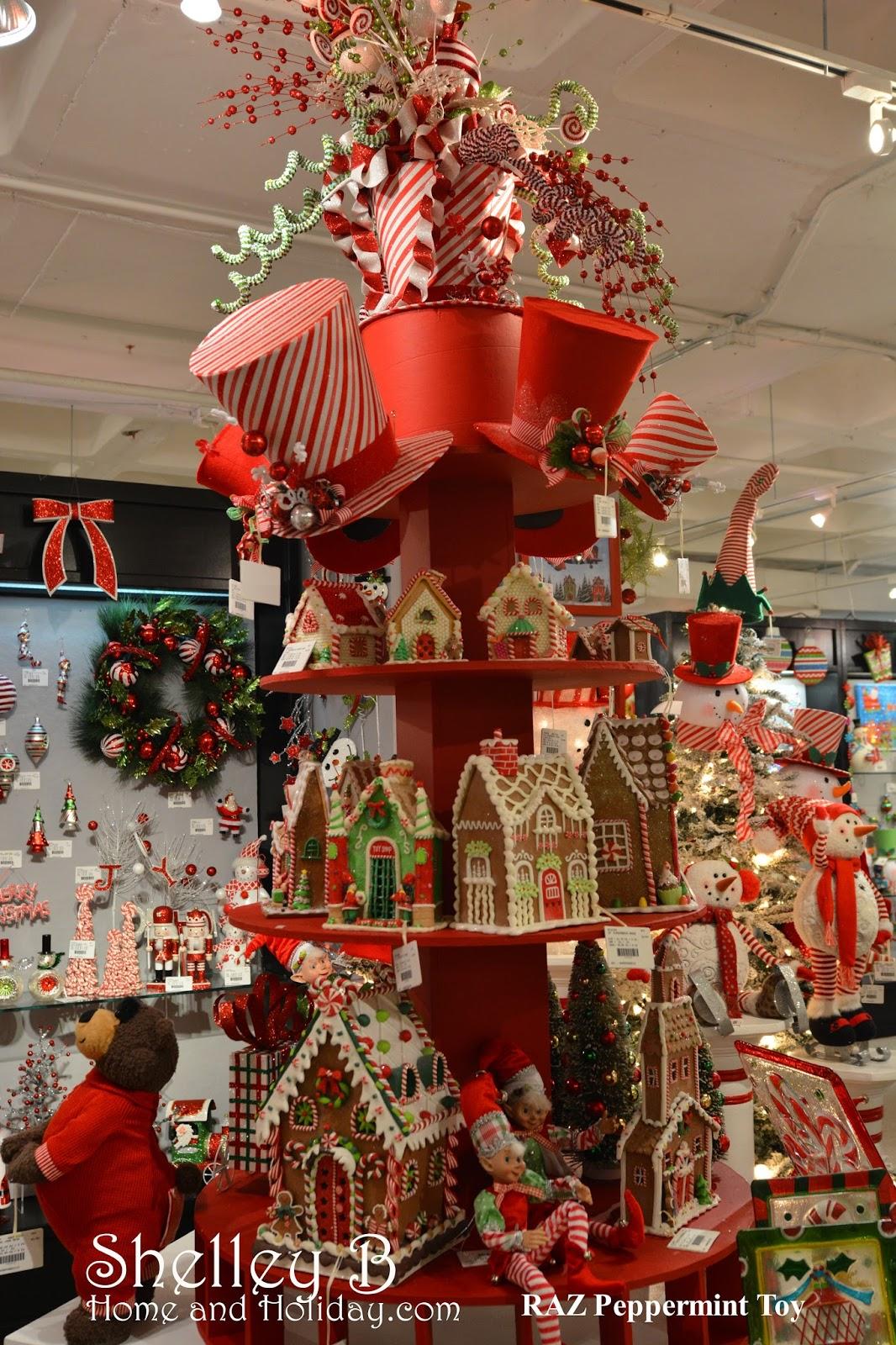 raz christmas at shelley b home and holiday raz christmas decorations