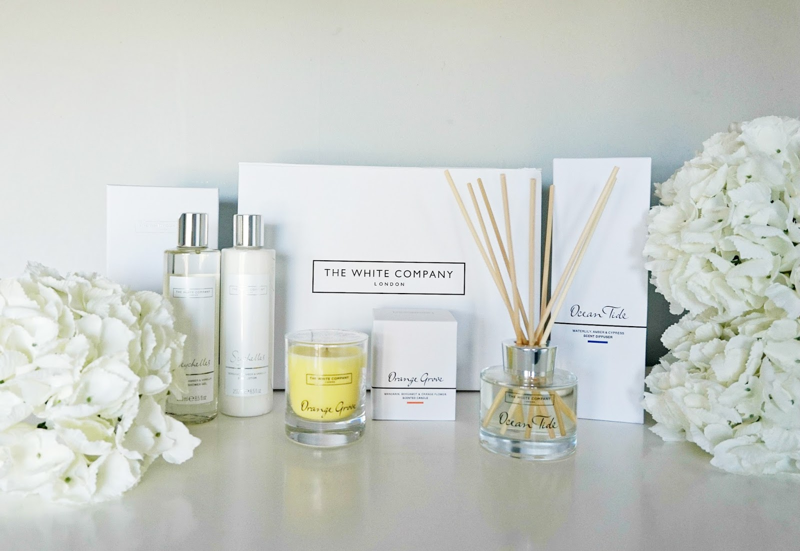 The White Company Mother's Day Gift Guide