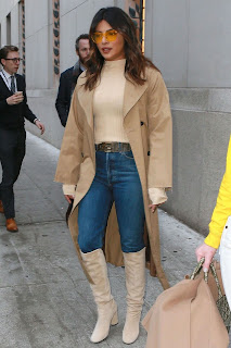 Priyanka Chopra Heading to The Tonight Show With Jimmy Fallon in New York