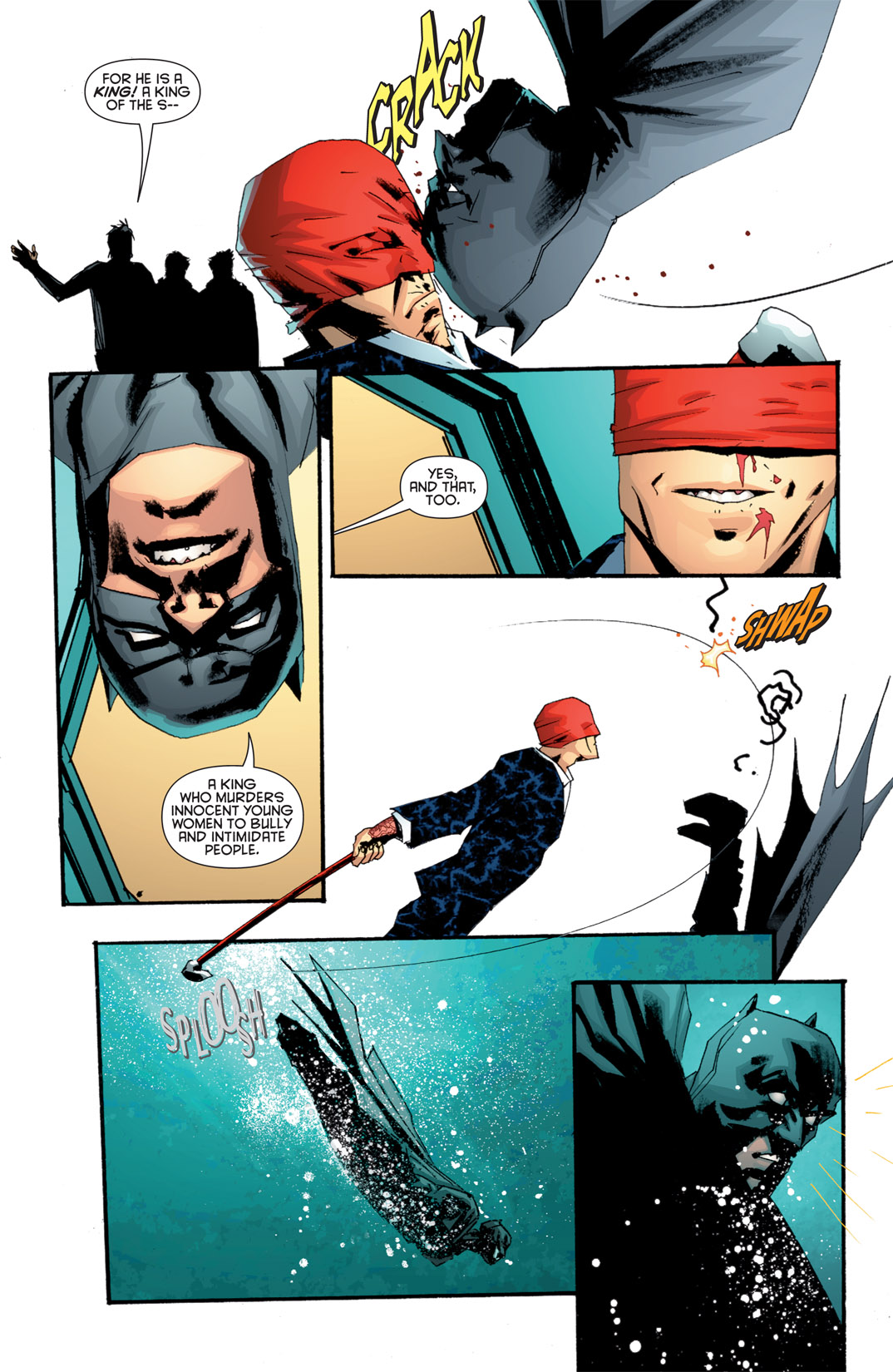 Detective Comics (1937) 878 Page 6