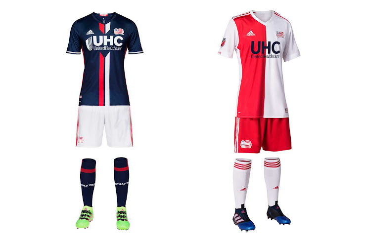 Overview Here Are All 22 Mls 2017 Home Away Kits