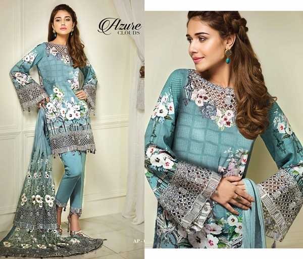 Anaya By Kiran Chaudhry Eid Collection 2017